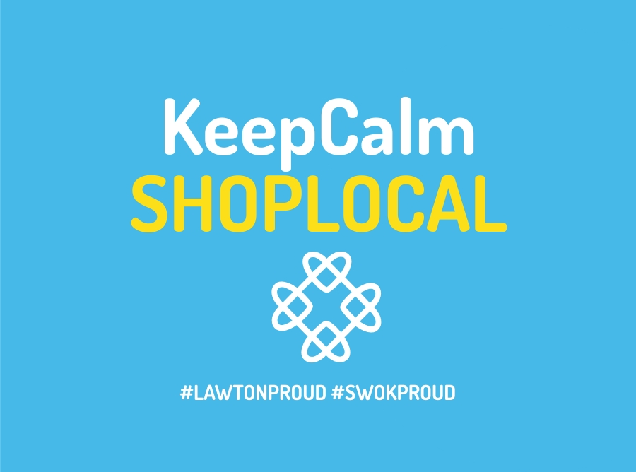 KeepCalmShopLocal