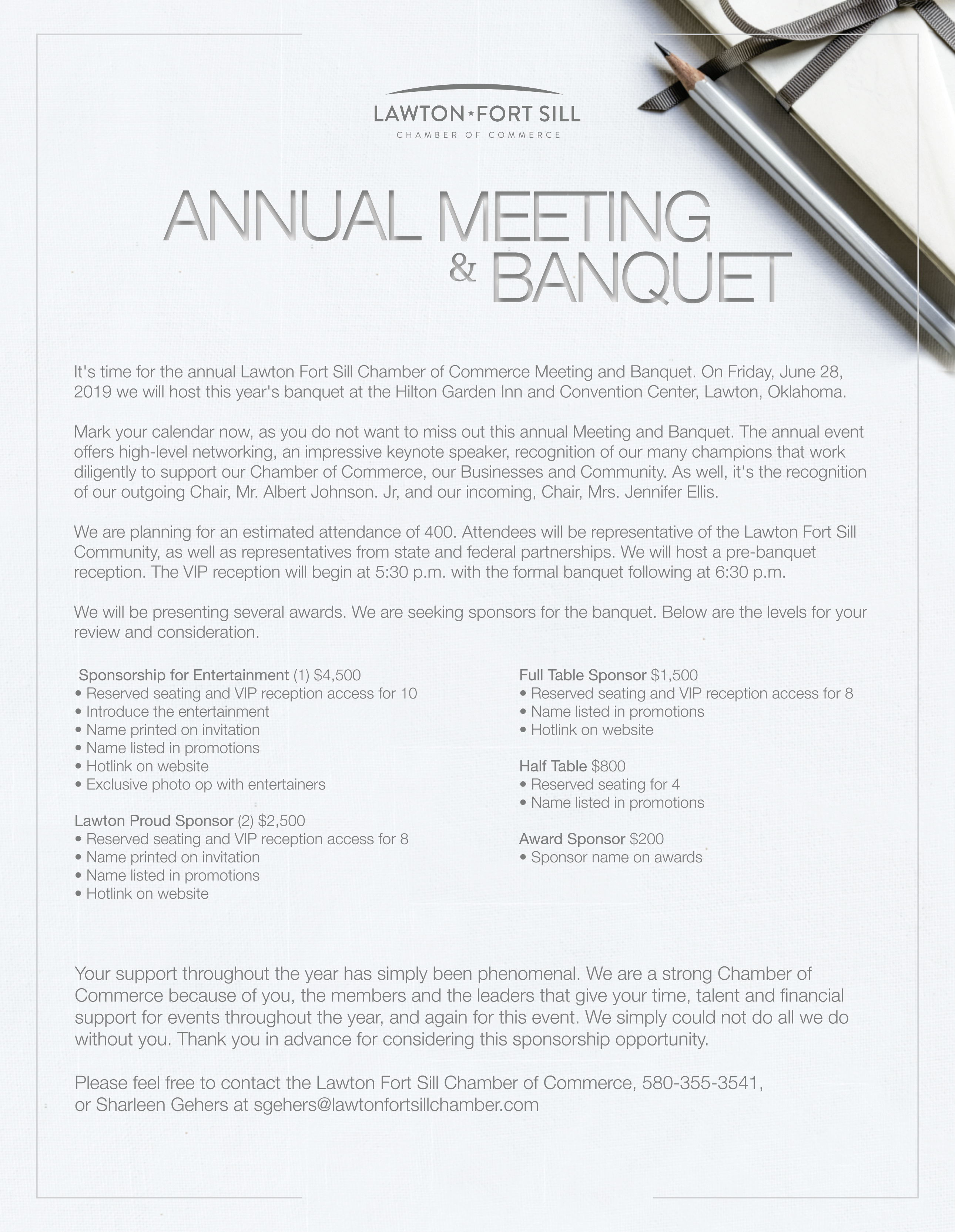 Chamber | Lawton Fort Sill Chamber of Commerce